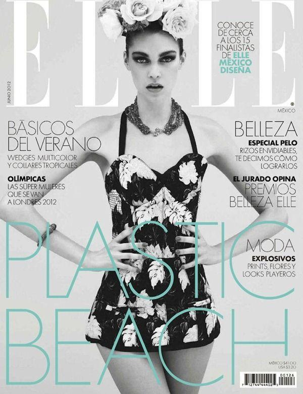 Cover - Best Cover Magazine  - Gara Noel Elle Mexico Cover 2012   Best Cover Magazine :     – Picture :     – Description  Gara Noel Elle Mexico Cover 2012  -Read More –