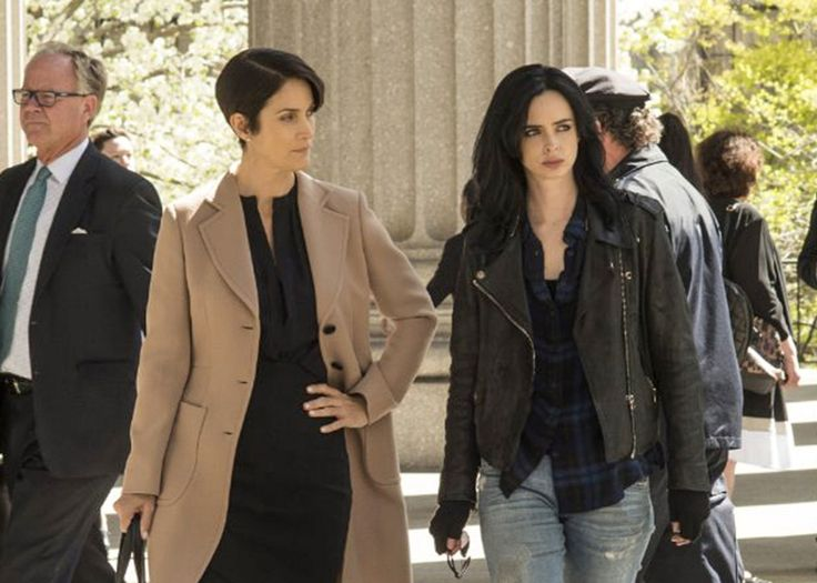 Jessica Jones Is Our First Real Super-Antihero Netflix