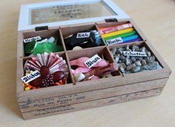 ¿Ratones, sapos, carbón, plastilina en un regalo? ¡Simplemente con los puntos de la pareja nupcial con nuestras instrucciones!