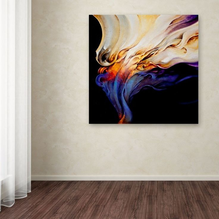 Abstract Wall Art   Foter