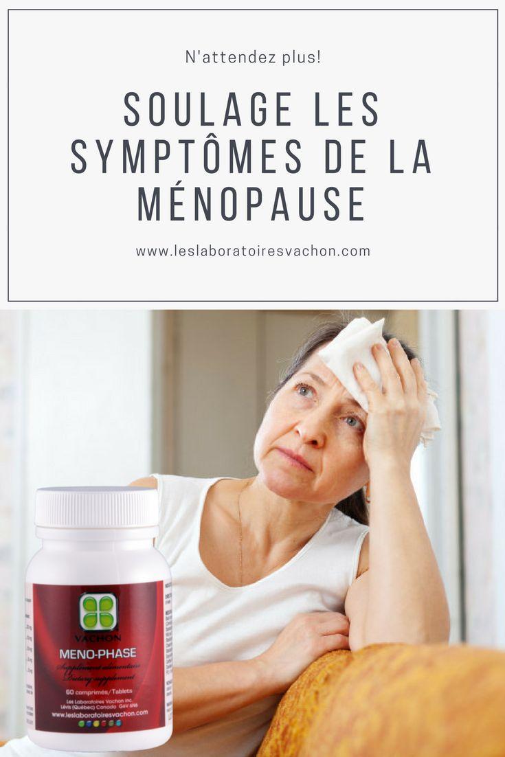 Méno-Phase aide à normaliser le cycle menstruel et soulager les symptômes prémenstruels ainsi que les douleur associée aux menstruations et les symptômes de la ménopause.