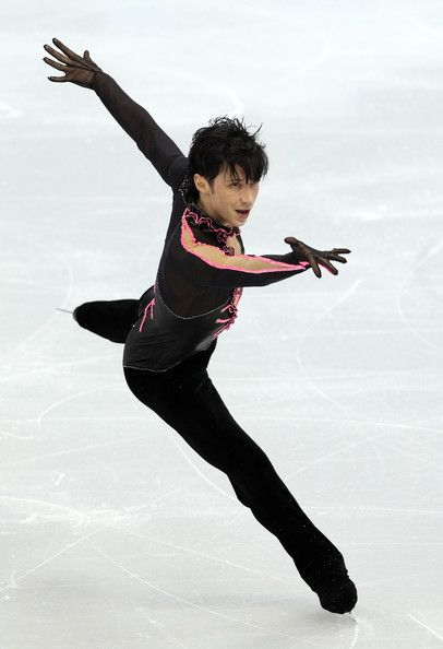 """Johnny Weir's Olympic """"I Love You I Hate You"""". ♥"""