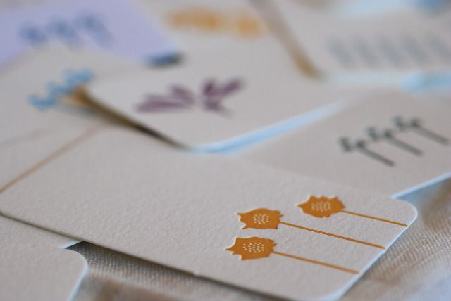 CALLING CARDS - satsuma press