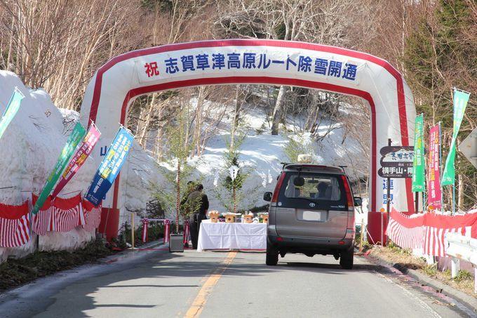 圧巻!雪の回廊を行く春のお勧めドライブ 志賀草津高原ルートへ | 長野県 | Travel.jp[たびねす]