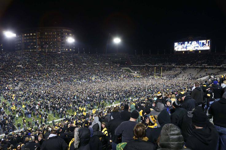 Swarm the field