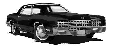 Lars Horneman: Cadillac Eldorado 1967