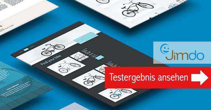 Homepage Baukästen im Test