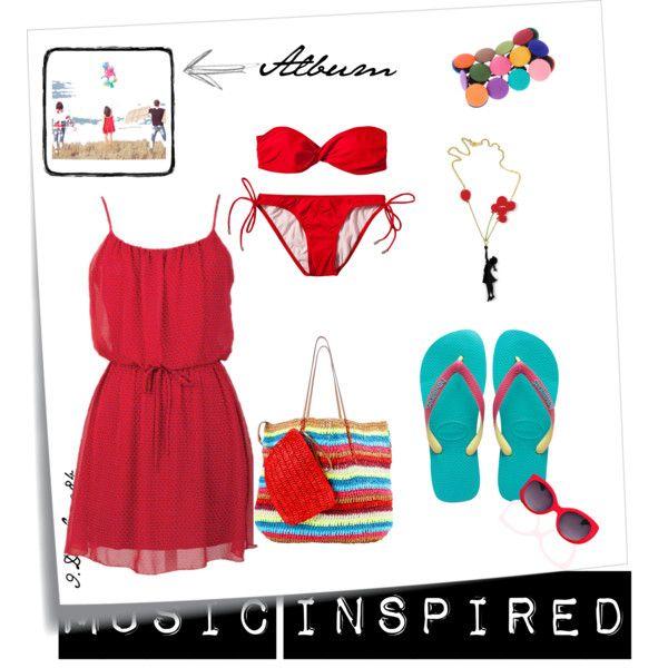 """Outfit inspired by cd: """"El Sueño de Morfeo - Todos Tenemos un Sueño""""  Read the post: http://litalospagnola.blogspot.it/2013/08/i-look-ispirati-ai-dischi-feria-de.html  #music #fashion"""