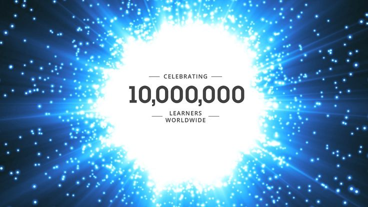 Celebrating 10,000,000 Learners Worldwide on edX.org