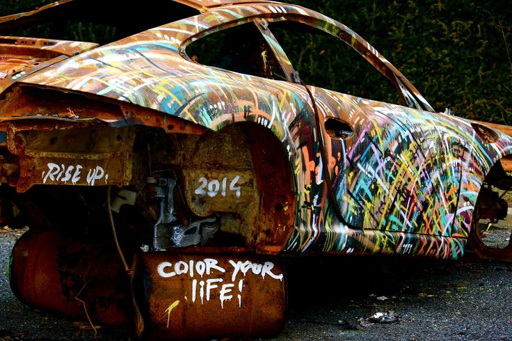 Color Your Car by clementboudou on 500px