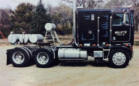 1983 KENWORTH K100 Heavy Duty Trucks - Cabover Trucks w ...