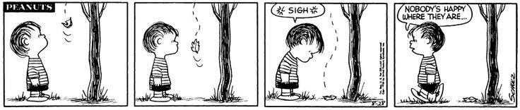 Peanuts, August 28, 1956