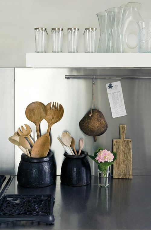 a beautiful kitchen | Flickr - Photo Sharing!