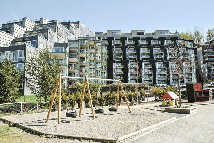 Bergheim amfi (2003) – ARC arkitekter