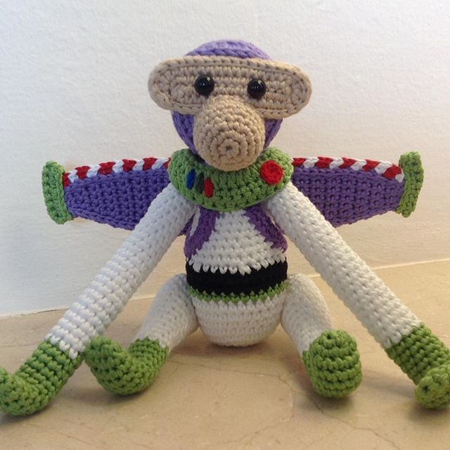 My favorit monkey producer. Hanne B.Ørum
