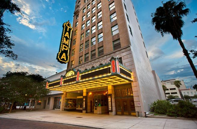 America's Best Historic Movie Theaters