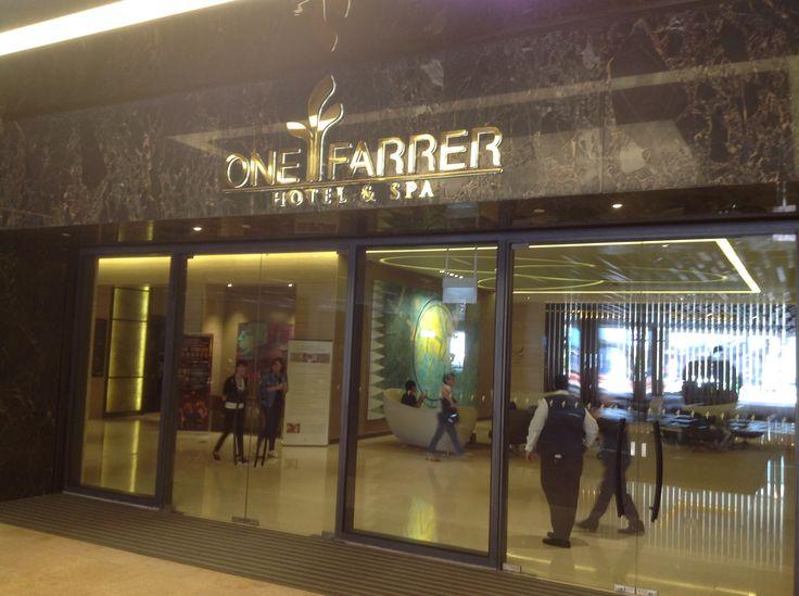 One Ferrer Hotel & Spa @ 1 Ferrer Park Station Road
