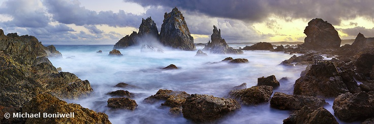 Camel Rock  Bermagui, New South Wales, Australia