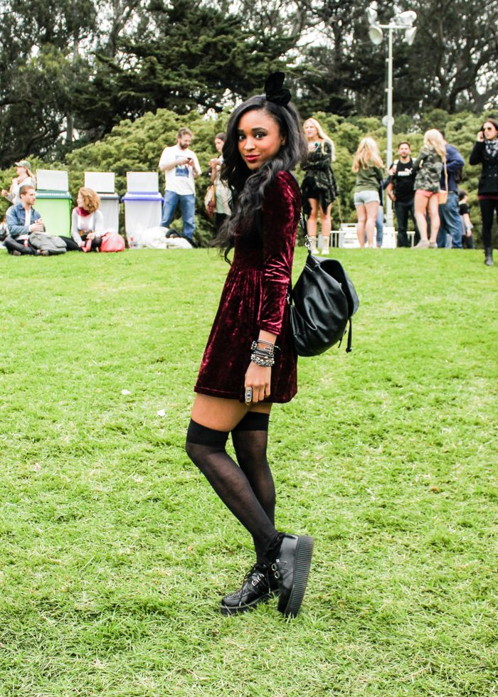 5 Ways to Look Cute and Stay Warm at Winter Music Festivals