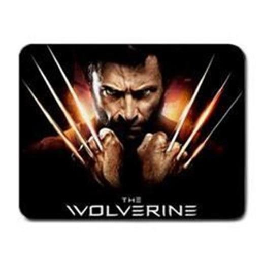ar09-23 Wolverine PC Cloth Cover Square Mouse Pad