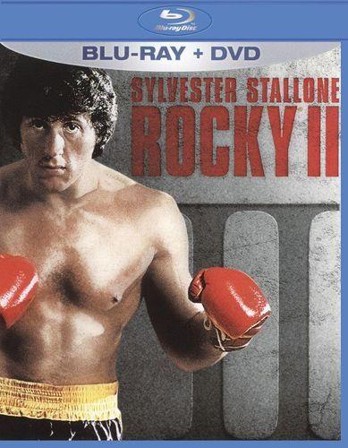 Rocky II [Blu-Ray/DVD] [2 Discs] [Blu-ray/DVD] [1979]