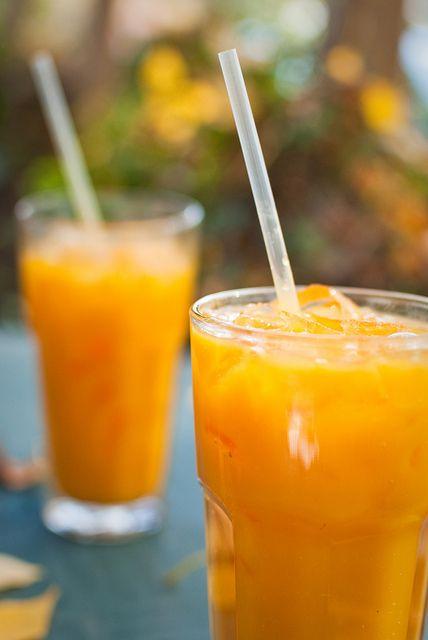 Mango Lassi by aubreyrose on Flickr. | Food and drinks | Pinterest ...