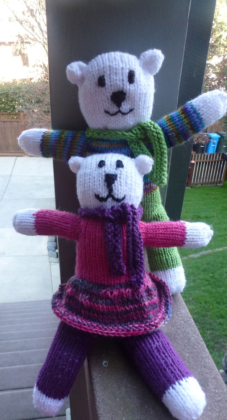 Knit for charity: 5 organizations/charities