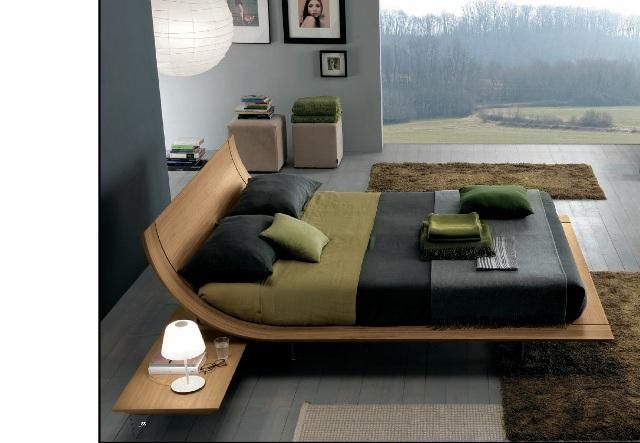 Aqua Bed by Presotto Products available through Selene. www.selenefurniture.com