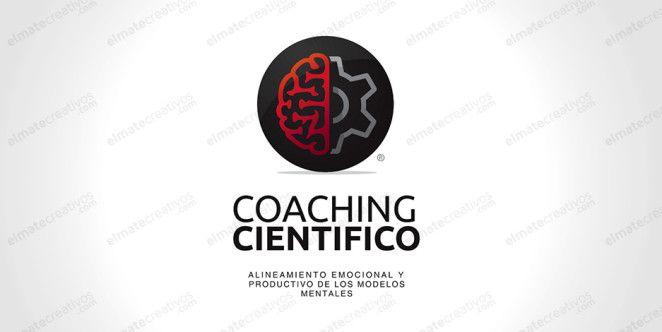 Diseño de logotipo para escuela de coaching internacional que formará otros coachs en distintos países, para trabajen y expandan los beneficios de esta metodología nueva de coaching. (Ecuador)