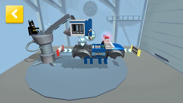 LEGO® Juniors Create & Cruise - Apps - Juniors LEGO.com