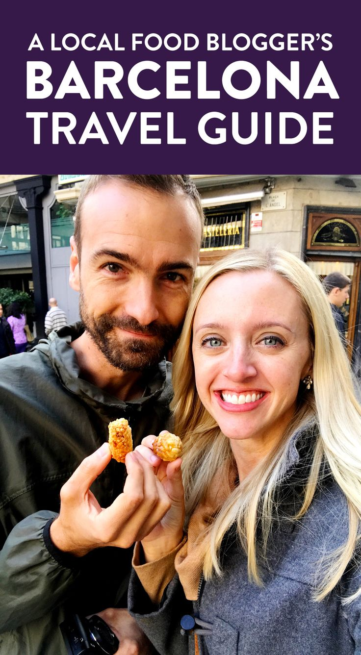 Gimme Some Barcelona Travel Guide 781 best