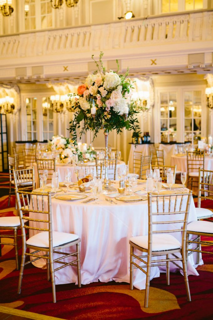 66 best tall wedding centerpieces images on pinterest tall wedding cassidy thads blackstone hotel wedding part 2 tall wedding centerpiecesblush flowershotel junglespirit Choice Image