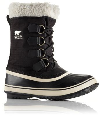 Non leather high quality waterproof (grey color looks way better) Women's Winter Carnival™ Boot