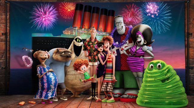 Hotel Transylvania 3: Heres Your First Look at the Drac Pack
