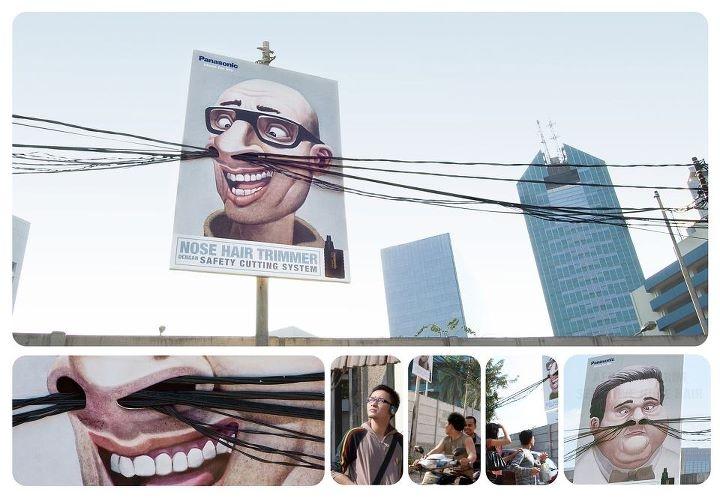 #Ad - Aparador de pêlos da Panasonic