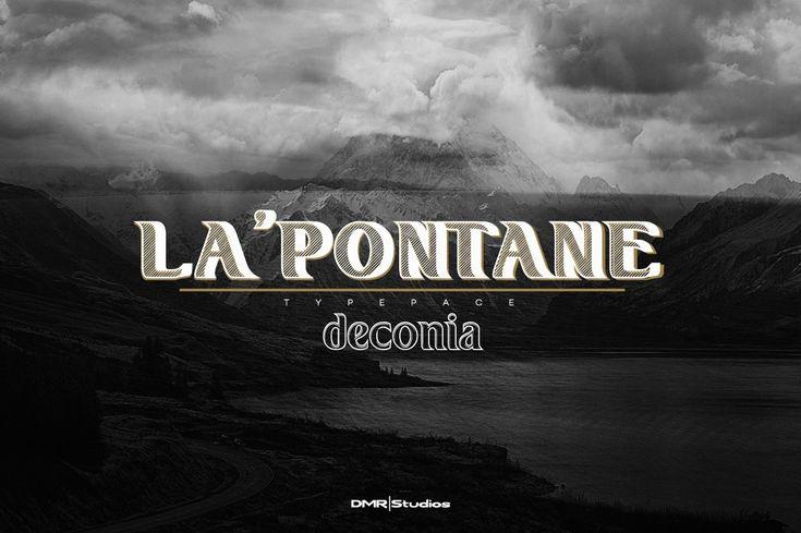 "Check out my @Behance project: ""La'Pontane Deconia"" https://www.behance.net/gallery/53936127/LaPontane-Deconia"
