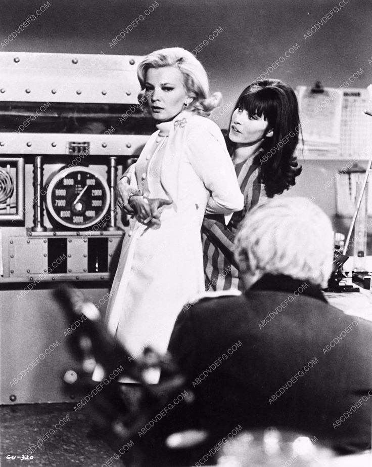 photo Stefanie Powers Gena Rowlands The Girl From Uncle 3988-34