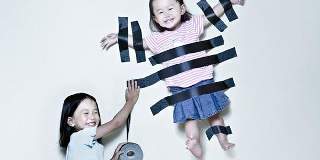 Vemale.com - Yuk di klik untuk melihat fotografi anak yang lucu banget.