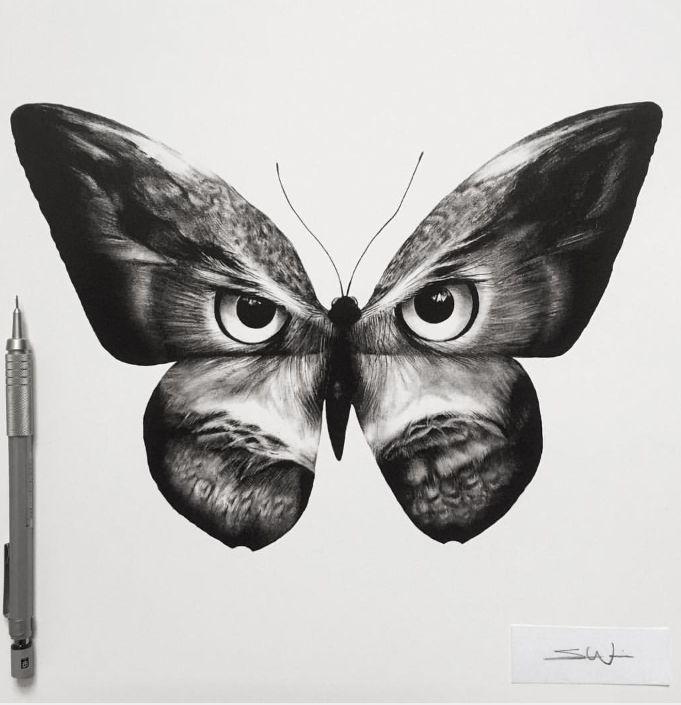 25 unique butterfly wrist tattoo ideas on pinterest