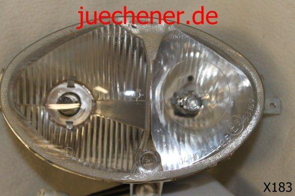 Vespa ET 4 Scheinwerfer ET4 Liberty 125 Lampe Leuchte gebraucht