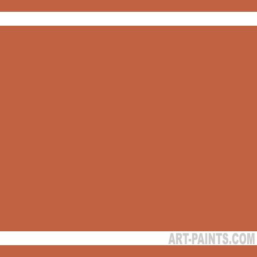 Burnt Orange Paintcolor Chartscolour