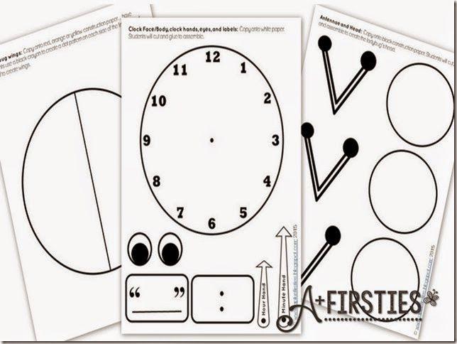 Smart Art: A Very Grouchy {Reading & Math} Craftivity