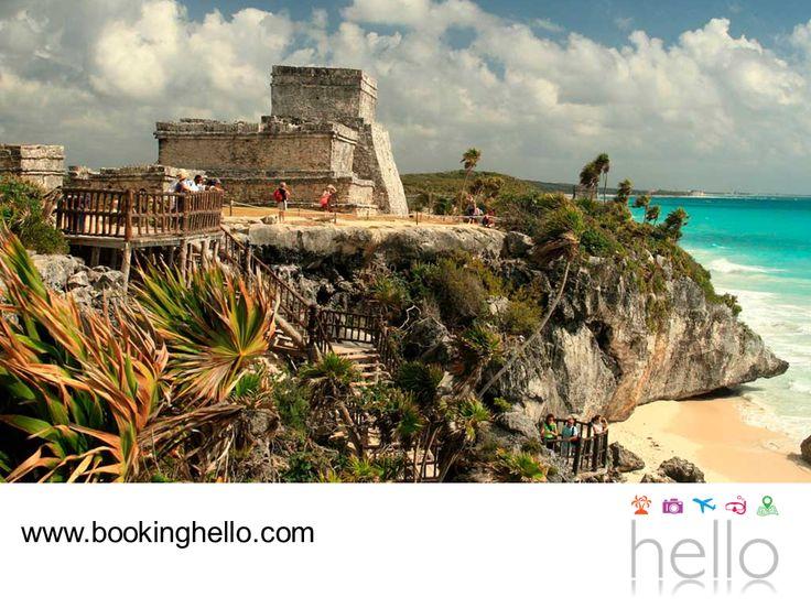 LGBT ALL INCLUSIVE AL CARIBE. Su historia, paisajes, playas y todo el encanto natural del Caribe mexicano, lo convierten en un destino perfecto para tener los días más relajantes, pasando por los más interesantes, para finalizar con los más divertidos al lado de tu pareja. En Booking Hello te invitamos a adquirir alguno de nuestros packs all inclusive, para que juntos sean parte de un viaje fantástico. #BeHello