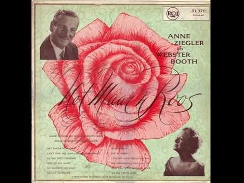 Anne Ziegler En Webster Booth - Laat Ons Nie Van Liefde Meer Praat