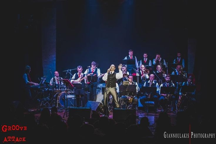 Groove Attack Big Band's Concert