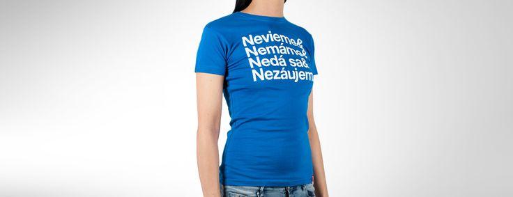 Skúste napasovať všeobímajúcu slovenskú mentalitu do štyroch slov... Nevedeli sme. Nedalo sa. Museli sme si nechať poradiť, atak sme vláskavej spolupráci s Humno.sk vyhlásili súťaž onajdokonalejšie...
