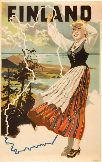 The Finnish Maiden