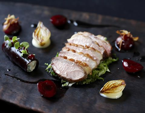 more beautiful food from Peter Tempelhoff | Executive Chef | South Africa