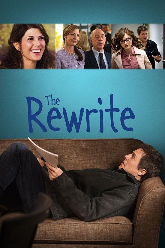دانلود دوبله فارسی فیلم بازنویسی The Rewrite 2014  کیت مایکلز یک نویسنده ی مشهور هالیوودی است که موفق به دریافت جایزه اسکار شده است. اما پس از مدتی وی از جاه