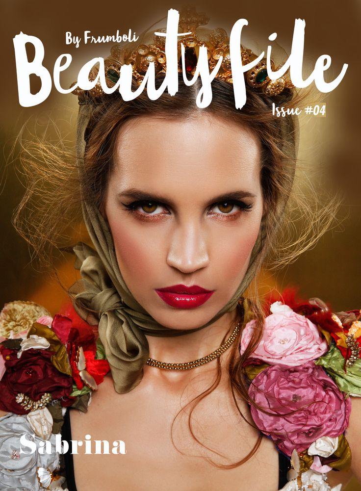 En una entrevista exclusiva Sabrina Garciarena, reveló sus rutinas de belleza a Beauty File